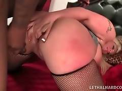 Black Man Screws Big Shaped Mature Blonde 2