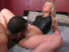 Krystal Carrington And Jovan Jordan Get Horny 2