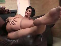Moe Johnson Fucks Curvaceous Milf Shay Fox 2