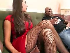 Sexy Kaylynn Is Extremely Black Cock Hungry 1